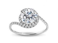 A perfect diamond ring!
