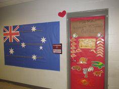 Ms. Diamond's Classroom-- Outback--Australia