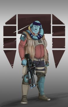 ArtStation - Pampoo the biggest Twi'leks Bounty Hunter, Manuel Carrasco Character Concept, Character Art, Concept Art, Character Ideas, Star Wars Characters Pictures, Star Wars Pictures, D&d Star Wars, Star Wars Species, Character Template