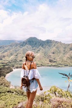 The ultimate Oahu, Hawaii Travelguide - Best beaches, hotels, food... | follow @shophesby for more gypset boho modern lifestyle + interior inspiration