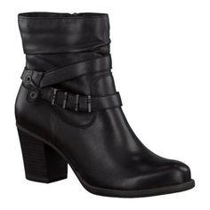 Women's Tamaris Tora Ankle Boot /Buckle