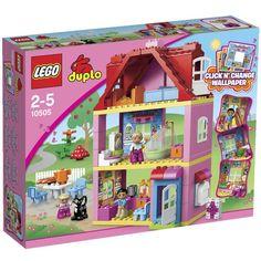LEGO DUPLO, klocki Domek do zabawy, 10505 - Lego za 283,99 zł   Zabawki empik.com