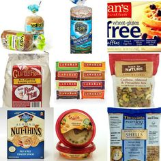 My Favorite Gluten Free Products That Can Be Found At The Grocery Store!