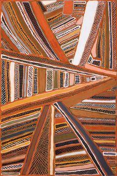 Aboriginal Art at Bett Gallery via Simple Things Aboriginal Patterns, Aboriginal Painting, Aboriginal Artists, Dot Painting, Indigenous Australian Art, Indigenous Art, Arte Tribal, Tribal Art, Tribal Style