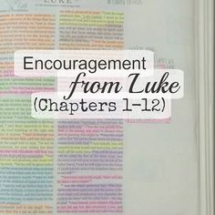 Are you looking for some encouragement on your bible study journey? 💛 Check out what we can learn from the first half of Luke! This book is so encouraging, and I've really been enjoying working through it! 🙌 If you love to bible journal or if you enjoy doing online studies, click the link in my bio @becominghiscrown to read the full post! ➖➖➖➖➖➖➖➖➖➖➖➖➖➖➖ Http://becominghiscrown.com to search for this post in the faith category.