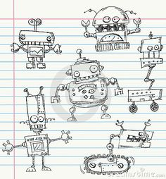 robot illustration - Google Search