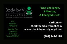"Want a free sample of ""the shake mix that taste like cake mix?""  contact me today!  www.checkthemdaily.com"