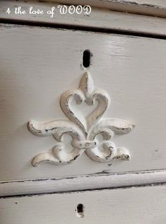 4 the love of wood: THE CHEAPEST FURNITURE APPLIQUES - secrets revealed
