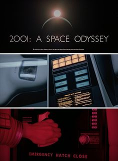 "The Typography of Kubrick's ""2001: A Space Odyssey"""
