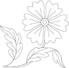 Quilters Flower 20 Smaller (HDFQ20A) Embroidery Design by Anita Goodesign