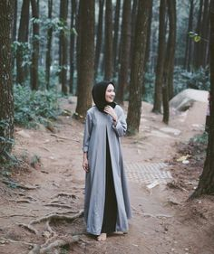In the last 30 years, the evolution of fashion has been in parallel with contemporary Islamic Fashion, Muslim Fashion, Modest Fashion, Hijab Fashion, Women's Fashion, Fashion Ideas, Hijab Gown, Hijab Outfit, Outer Batik