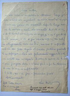Le lettere di Aldo Moro.