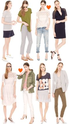 Über Chic for Cheap: Inspired: J.Crew Looks We Love (+25% Off Sale)