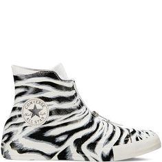 Chuck Taylor All Star Shroud Animal Print White/Black/Dolphin white/black/dolphin