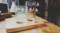 Eco design @waartilburg mondgeblazen glazen uit thailand