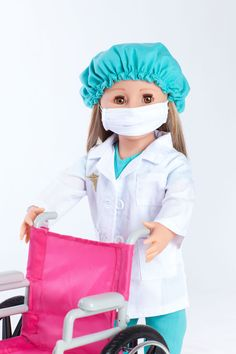 Profession surgeon is very exciting!