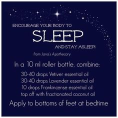 Sleep blend For more info or to order, visit: http://healthinsideandout.com https://m.facebook.com/texashealthinsideout