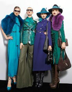 Gucci f/w 2011