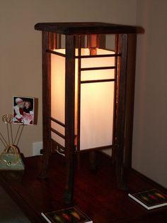 Japanese Lamp – J-Fed