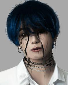 is it too late for me to do a when the party's over bts fanart? Bts Jungkook, Namjoon, Taehyung Fanart, Jungkook Fanart, Kpop Fanart, Bts Photo, Foto Bts, Jikook, Estilo Bad Boy