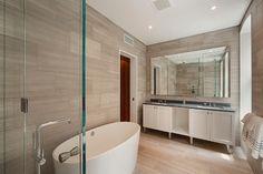 23 Downing Street - contemporary - Bathroom - New York - TURETT COLLABORATIVE ARCHITECTS