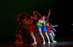 Here's some choreography help for high school dance teachers!