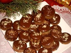 Gingerbread Cookies, Pudding, Essen, Ginger Cookies, Puddings