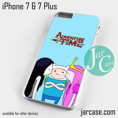 Finn Being Kissed Phone case for iPhone 7 and 7 Plus