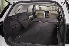 Platinum Interior Of 2017 Ford Explorer Sport