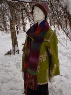Vaateviidakko: Palaprojekti: liivit ja talvihame Diy Clothes, Coats, Winter, Jackets, Fashion, Diy Clothing, Winter Time, Down Jackets, Moda