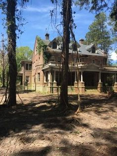 Exquisite Mansion c. 1913 on 8.8 Acres | CIRCA Old Houses | Old Houses For Sale and Historic Real Estate Listings