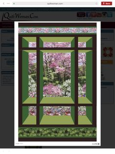 Attic Window, Quilts, Frame, Blog, Home Decor, Picture Frame, Decoration Home, Room Decor, Quilt Sets