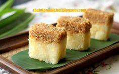 The Informal Chef: Cassava Cake/ Getuk Ubi 木薯糕