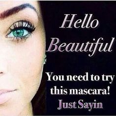 Younique mascara gives your lashes beautiful length and volume. You can try it worry free because we have a love it guarantee. Click on the image to order yours. #youniquemascara https://www.youniqueproducts.com/lashestothemax/products/view/US-1017-00