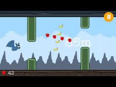 Wacky Bat: Swoop Outta Dodge - Experience the totally addictive action-packed game-play of Wacky Bat. Dodge your way through a batty cave full of pillars and other obstacles, using simple one-touch controls.