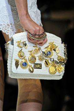 280ab0258334 SPRING RTW 2016 (MFW) Dolce   Gabbana   Details   ~ ♕♚εїз