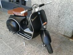 Vespa 150S customizada