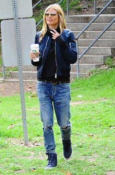Heidi Klum Citizens of Humanity Corey Straight Leg Outpost 3