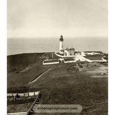 Yaquina Head Lighthouse, Newport, Oregon 1890