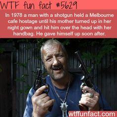 "Mark ""Chopper"" Read - WTF fun fact"