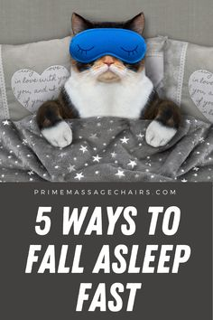 Do you often have trouble sleeping at night? In this article, we will show you 5 fastest ways to fall asleep. Click through to read the article now and start sleeping peacefully. Ways To Fall Asleep, Massage Benefits, Trouble Sleeping, 5 Ways, Night