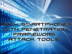 Attack Smartphones Security with Penetration Tools Tutorial  Learn how to attack the mobile smartphone security with a penetration tool.  There is some mobile security apps out there but this one stands out.  SMARTHPHONE PENTEST FRAMEWORK  In security testing tools you are able to do a lot of tasks like assess the security in a matter. Keep reading at our blog.