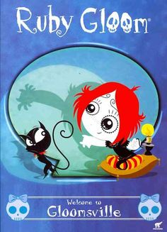 Ruby Gloom is happy to meet and befriend a truly quirky group of neighbors that…
