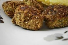 Chiftelute din icre de peste - Culinar.ro Romanian Food, Baked Potato, Muffin, Good Food, Cooking Recipes, Baking, Breakfast, Ethnic Recipes, Drink