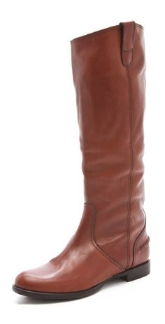 Leather Boots / Madewell