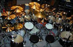 Mike Portnoy Drumset