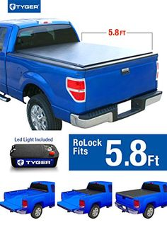 Tyger Auto TG-BC2C2060 RoLock Low Profile Roll-Up Truck Bed Tonneau Cover (For 2014-2016 Chevrolet Silverado/GMC Sierra 1500 5.8' Bed Only) - http://www.caraccessoriesonlinemarket.com/tyger-auto-tg-bc2c2060-rolock-low-profile-roll-up-truck-bed-tonneau-cover-for-2014-2016-chevrolet-silveradogmc-sierra-1500-5-8-bed-only/  #1500, #20142016, #58, #AUTO, #CHEVROLET, #Cover, #Only, #Profile, #RollUp, #RoLock, #Sierra, #SilveradoGMC, #TGBC2C2060, #Tonneau, #Truck, #Tyger #Tonneau-