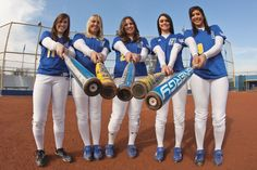 Softball group pic. We could do this for volleyball