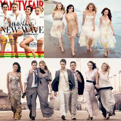 Gossip Kids Take VF With Hollywood's New Kids on the Block