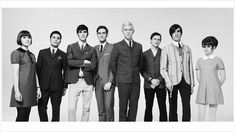 A photographic exhibition opening at Reading Museum in Berkshire is the study of eight young 'Mods' to reflect how the movement from the 1960s still endures ...